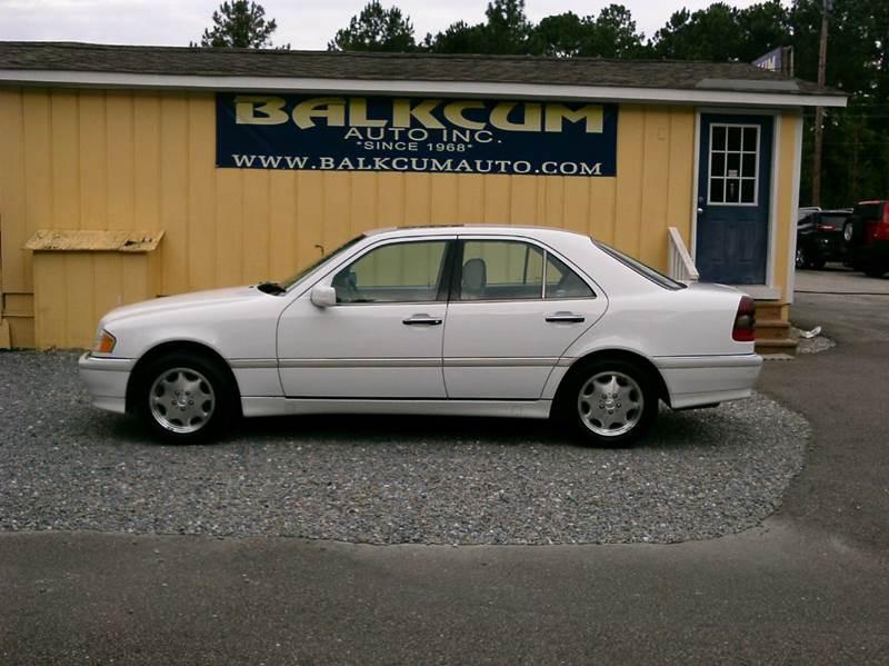 1999 Mercedes Benz C Class C280 4dr Sedan In Wilmington Nc