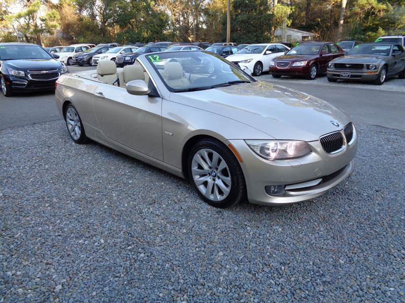 Bmw Series I Dr Convertible In Wilmington NC BALKCUM - 2012 bmw 328i convertible
