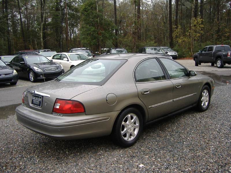 2003 mercury sable ls premium 4dr sedan in wilmington nc. Black Bedroom Furniture Sets. Home Design Ideas