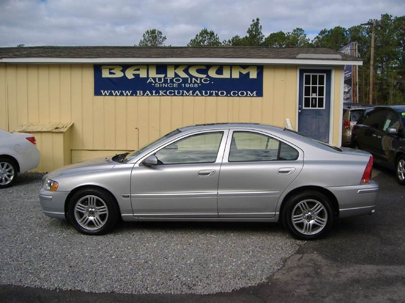 2005 Volvo S60 Awd 4dr 2 5t Turbo Sedan In Wilmington Nc