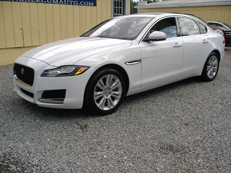 2016 jaguar xf 35t premium 4dr sedan in wilmington nc balkcum auto since 1968. Black Bedroom Furniture Sets. Home Design Ideas