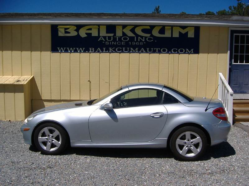 2006 mercedes benz slk slk280 2dr convertible in