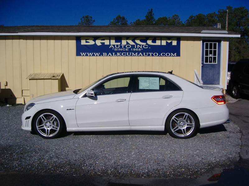 2011 mercedes benz e class e 63 amg 4dr sedan in
