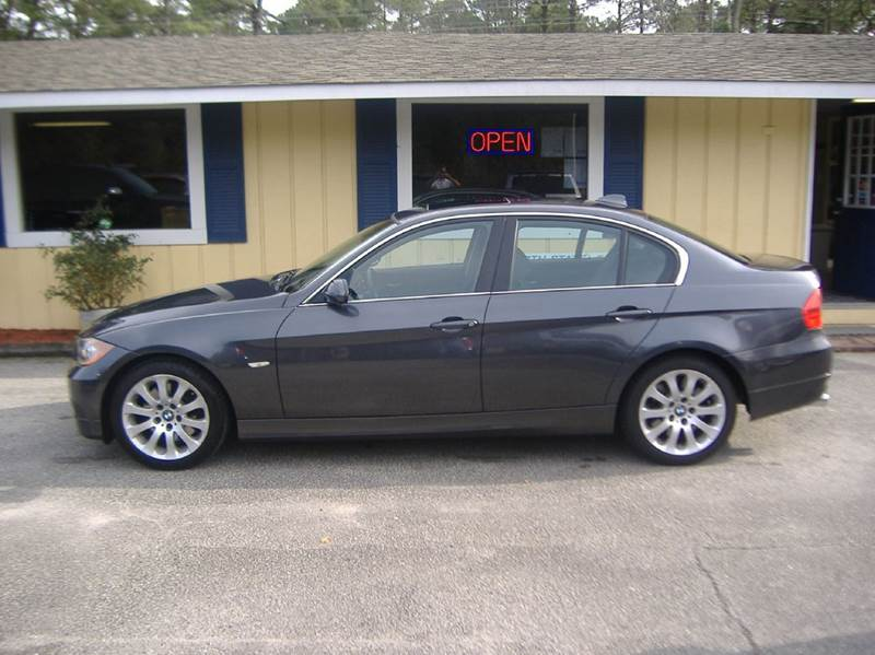 2006 bmw 3 series 330xi awd 4dr sedan in wilmington nc balkcum auto since 1968. Black Bedroom Furniture Sets. Home Design Ideas