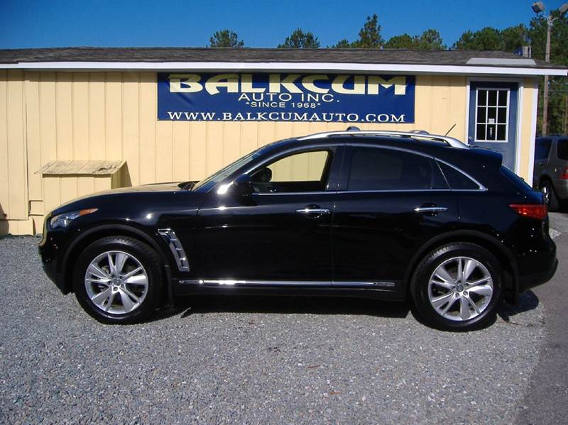 2012 infiniti fx35 awd limited edition 4dr suv in wilmington nc balkcum auto since 1968. Black Bedroom Furniture Sets. Home Design Ideas