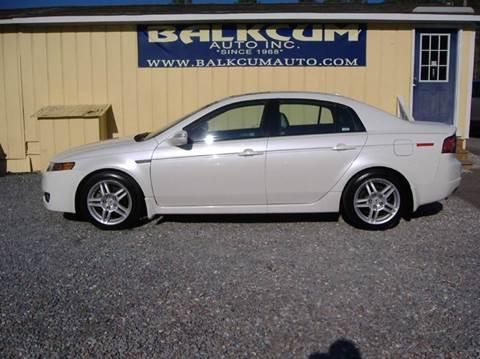 2008 Acura Tl For Sale North Carolina