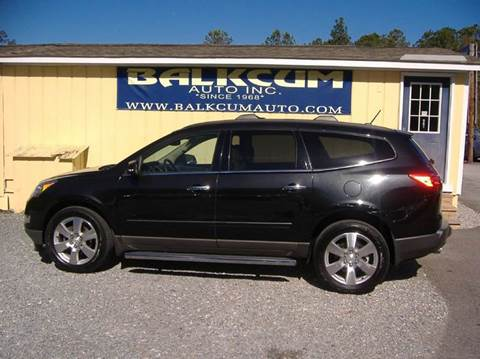 2011 Chevrolet Traverse for sale in Wilmington, NC