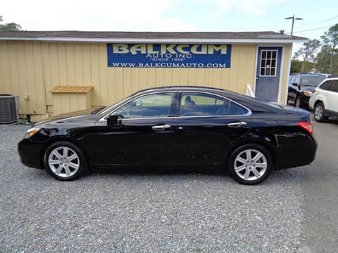 2009 Lexus ES 350 for sale in Wilmington, NC
