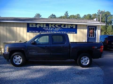 Used Chevrolet Silverado 1500 For Sale Wilmington Nc ...