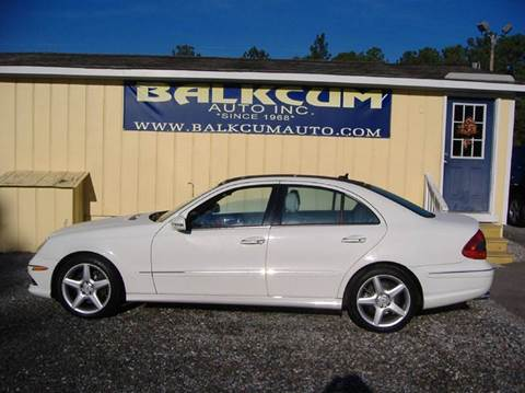 Used mercedes benz for sale in wilmington nc for Mercedes benz of wilmington nc