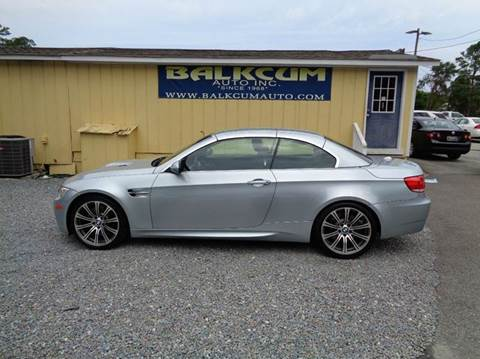 BMW M3 For Sale in Wilmington NC  Carsforsalecom