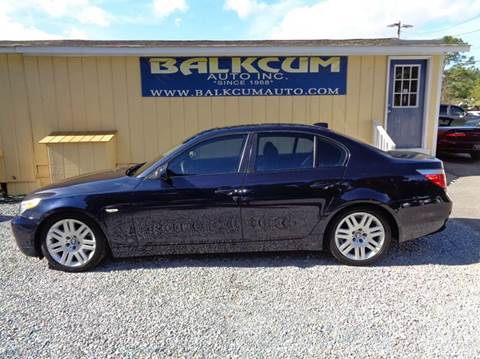 2004 BMW 5 Series for sale in Wilmington, NC