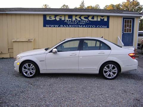 Used mercedes benz for sale wilmington nc for Mercedes benz for sale in nc
