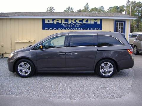2013 Honda Odyssey for sale in Wilmington, NC