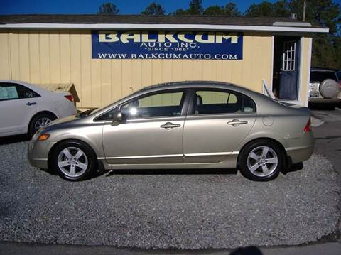 2007 Honda Civic for sale in Wilmington, NC