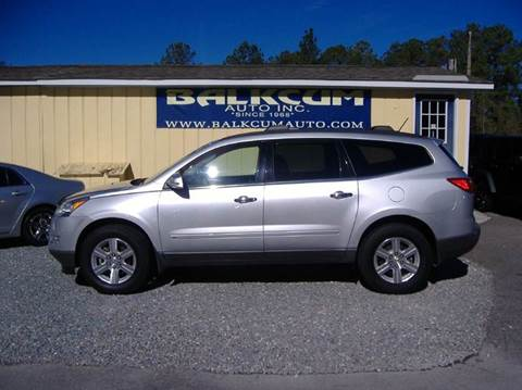 2010 Chevrolet Traverse for sale in Wilmington, NC