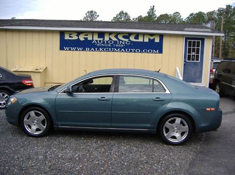 2009 Chevrolet Malibu for sale in Wilmington, NC
