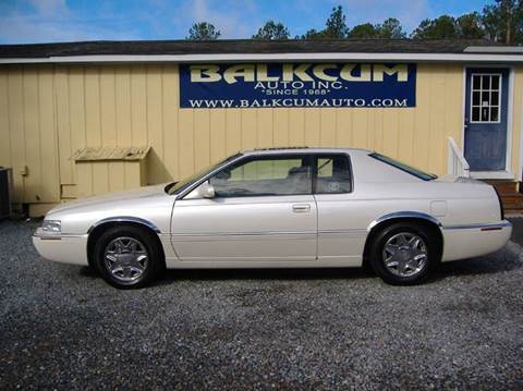 1996 Cadillac Eldorado for sale in Wilmington, NC