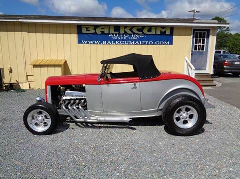 1932 Ford Cabriolet  for sale in Wilmington, NC