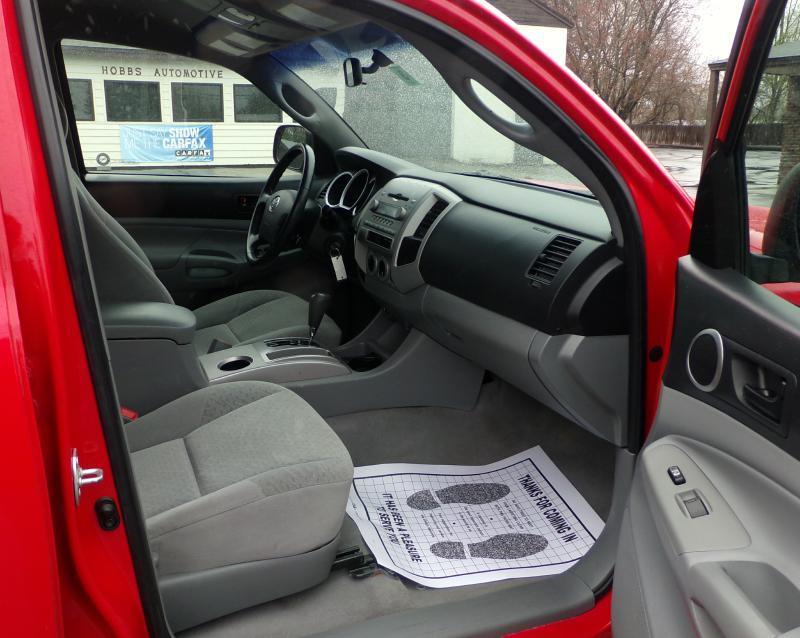 2008 Toyota Tacoma V6 4x4 4dr Double Cab 6.1 ft. LB 5A - Auburn NH