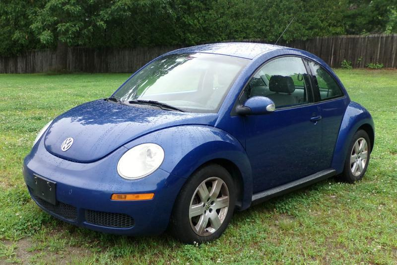 2007 Volkswagen New Beetle 2.5 PZEV 2dr Coupe (2.5L I5 6A) - Auburn NH