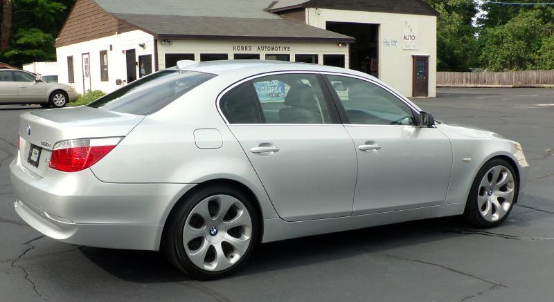 2006 BMW 5 Series 550i 4dr Sedan - Auburn NH