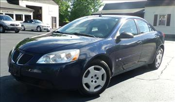 2008 Pontiac G6 for sale in Auburn, NH