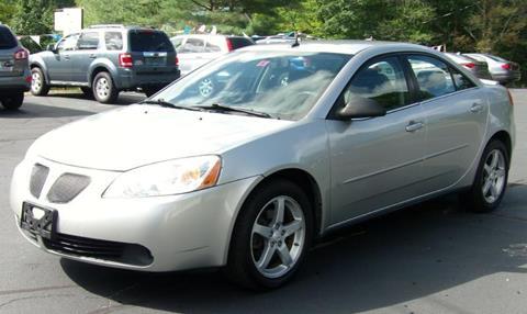 2008 Pontiac G6 for sale in Auburn, NH