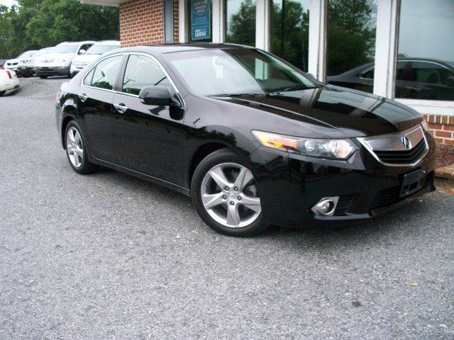 2012 Acura TSX for sale in EPHRATA PA
