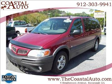 2004 Pontiac Montana for sale in Savannah, GA