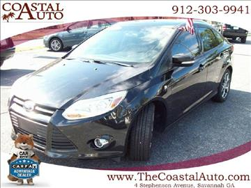 2013 Ford Focus for sale in Savannah, GA
