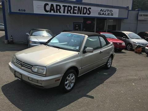 1998 Volkswagen Cabrio for sale in Renton, WA