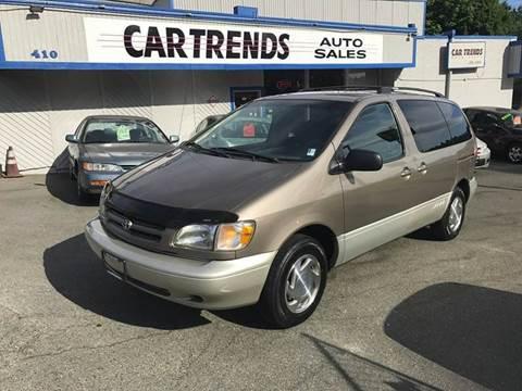 1999 Toyota Sienna for sale in Renton, WA