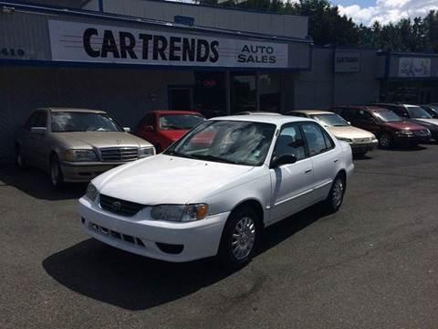 Car trends two used cars renton wa dealer for Honda dealership renton