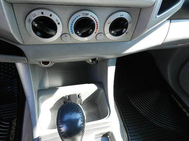 2006 Toyota Tacoma V6 4dr Double Cab 4WD SB (4L V6 5A) - Kernersville NC