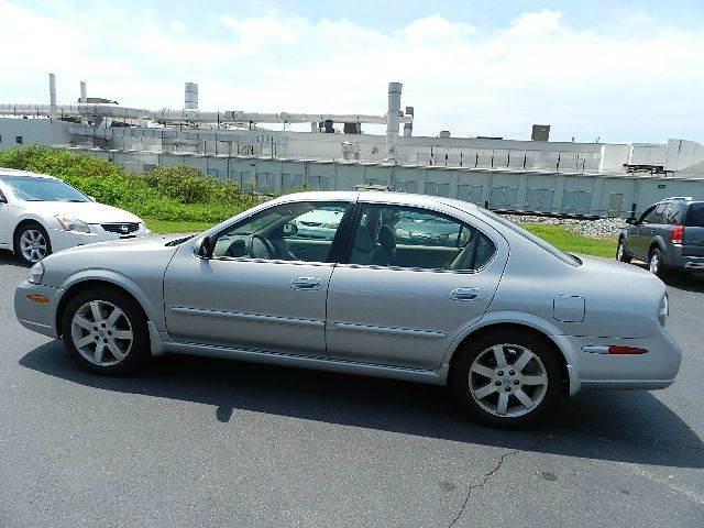 2003 Nissan Maxima GLE 4dr Sedan   Kernersville NC