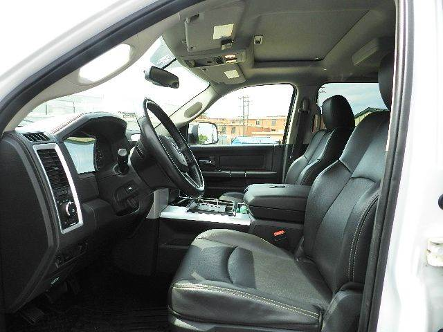 2012 RAM Ram Pickup 1500 4x4 Sport 4dr Crew Cab 5.5 ft. SB Pickup - Kernersville NC