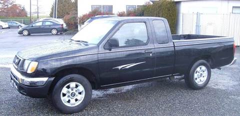 2000 Nissan Frontier for sale in Renton, WA