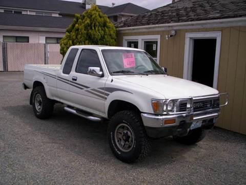 1991 Toyota Pickup for sale in Renton, WA