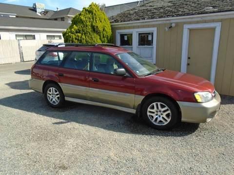 2003 Subaru Outback for sale in Renton, WA
