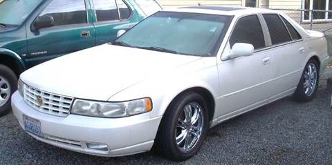 2002 Cadillac Seville for sale in Renton, WA