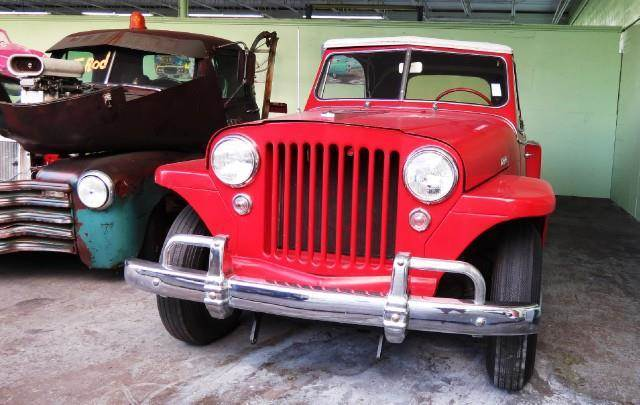 1948 Willys Jeepster for sale in Miami FL