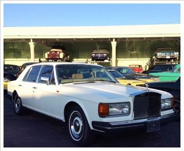 1986 Rolls-Royce Silve spirit