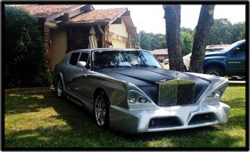 1991 Rolls-Royce mulliner parkward