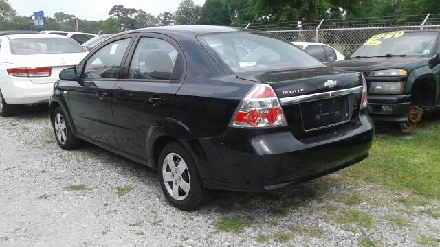 2008 Chevrolet Aveo LS 4dr Sedan - Lake Charles LA