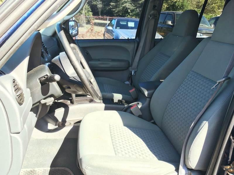 2007 Jeep Liberty Sport 4dr SUV - Lake Charles LA