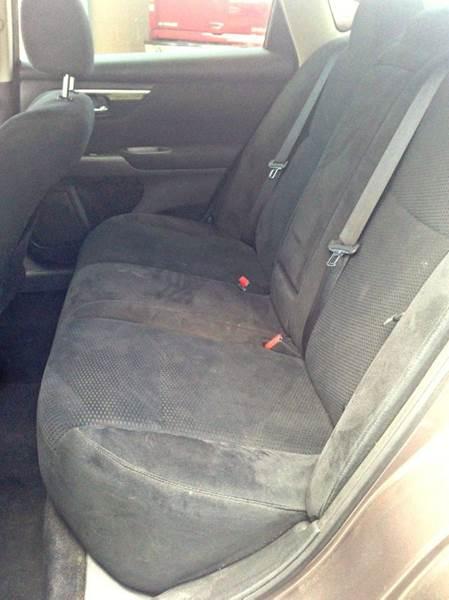 2014 Nissan Altima 2.5 S 4dr Sedan - Lake Charles LA