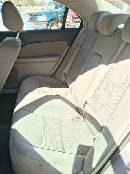 2010 Ford Fusion SE 4dr Sedan - Lake Charles LA