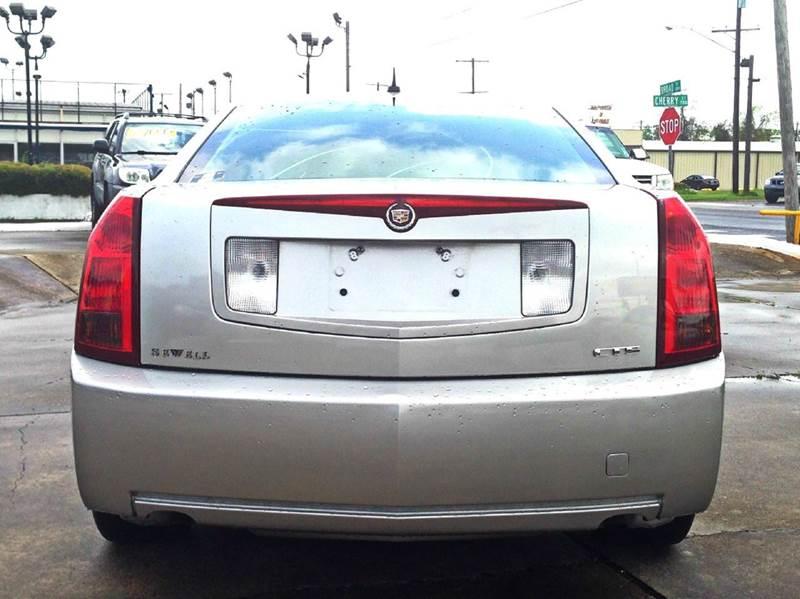 2006 Cadillac CTS Base 4dr Sedan w/3.6L - Lake Charles LA