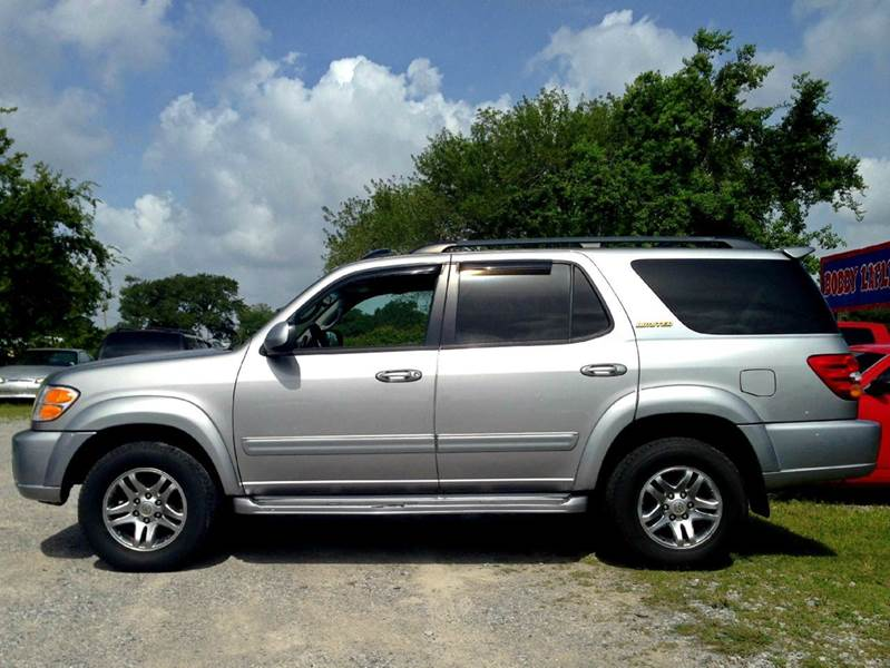 toyota sequoia for sale in lake charles la. Black Bedroom Furniture Sets. Home Design Ideas